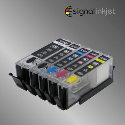 REFILLABLE CARTRIDGES FOR EDIBLE INK - CANON iP7250