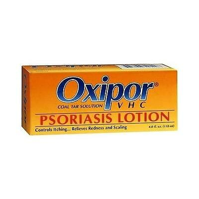 Oxipor VHC Psoriasis Lotion - 4 Oz  (Helps to Stop Psoriasis)