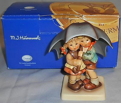 MIB 1990 Goebel #634 2/0 SUNSHOWER Figurine