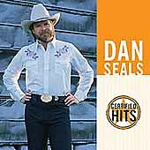 Dan Seals: Certified Hits ~ New CD (2001, Capitol-Nashville) Best Of/Greatest