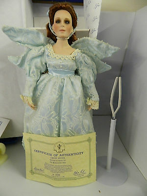 Seymour Mann Signature Series,Sleena Easten Collection Porcelain Doll