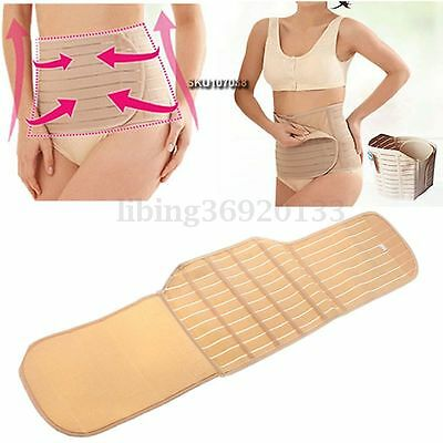 Maternity Pregnancy BELLY BELT Band Postpartum Recovery Tummy Support Slim Wrap