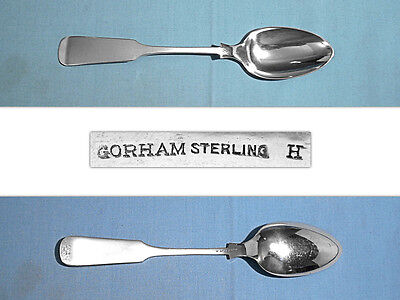 """Old English Tipt by Gorham Sterling Silver Serving Spoon 9 1//8/"""""""