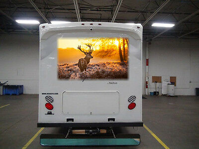 31 fantastic motorhome graphics murals for Decals for rv mural