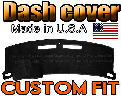 Chevrolet Camaro 1997-2002 Brushed Suede Dash Board Cover Mat Charcoal Grey