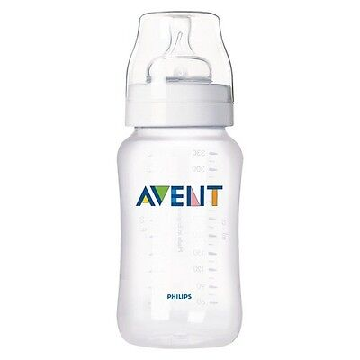 Philips Avent BPA Free Classic 11 Ounce Polypropylene Bottle, 1-Pack