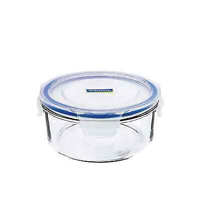 NEW Glasslock Round Container 400ml (RRP $18)