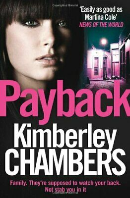 Payback (Butlers 2) by Chambers, Kimberley Book The Cheap Fast Free Post