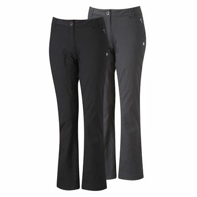 Craghoppers Kiwi Pro Stretch Women's Winter Lined Trousers | Ladies Warm Cosy
