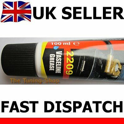 1 x 100ml GREASE FOR STEEL LUBRICANT FOR ELECTRIC CONTACTS BATTERY CONNECTIONS