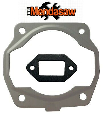 Stihl Ts400 Cylinder Base Head Gasket And Exhaust Gasket