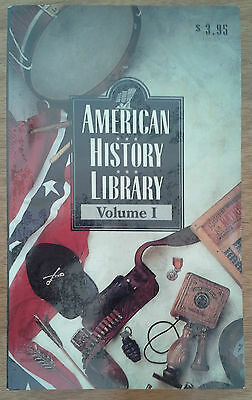 American History Library by Orville Webster (Vols I, II and III - Paperback) NEW