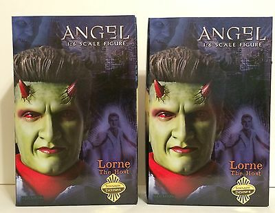 """Lorne the Host - Angel - Sideshow Collectibles Exclusives - 12"""" Figures - NIB"""