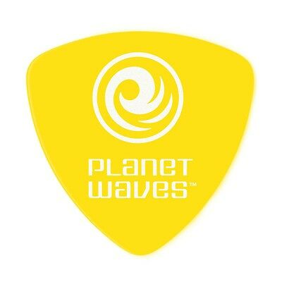 D'Addario - Planet Waves Guitar Picks  10 Pack  Duralin Rounded Tri Light Medium