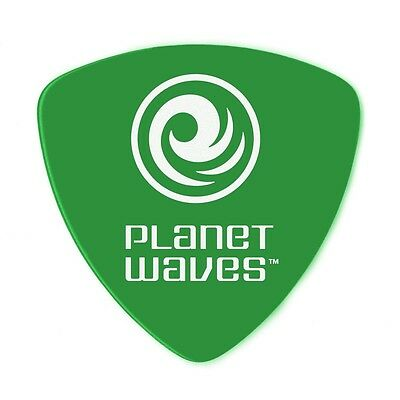 D'Addario - Planet Waves Guitar Picks  10 Pack  Duralin  WIDE  Medium