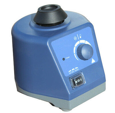 0~2500RPM 60W Variable Speed Vortex Mixer Fast Shipping