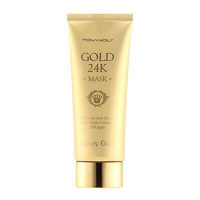[TONYMOLY] Luxury Gem Gold 24K Mask 100ml / Korea cosmetic