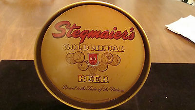 Stegmaier's Gold Medal Beer Tray Wilkes Barre, PA