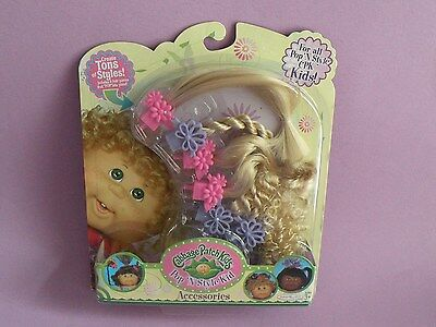CABBAGE PATCH DOLL HAIR ACCESSORIES, Pop 'N Style Dolls, Doll Hair Accessories