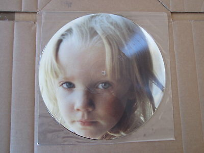 PSYCHIC TV A Pagan Day LP PICTURE DISC RARE 999 COPIES ONLY THROBBING GRISTLE