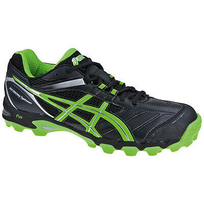 *new* Asics Gel Typhoon Mens Hockey Shoes / Trainers, Rrp £125