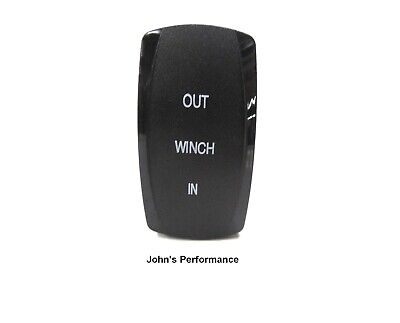 Arctic Cat Prowler & Wildcat 4 X Trail Sport Winch Switch In & Out 0409-068