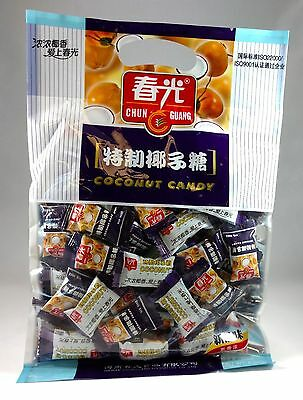 1 BAG Premium Coconut Hard Candy 8.04 Oz 200 g Chun Guang ~50 pcs COMBO SHIP