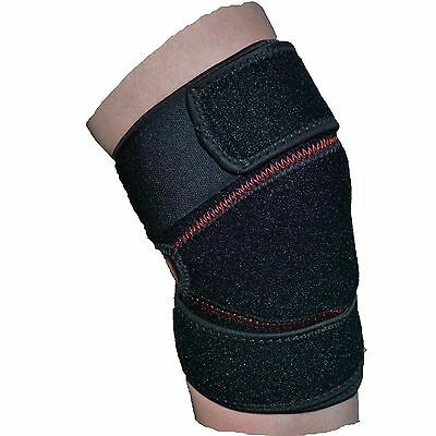 Magnetic Adjustable Knee Support Brace with HEAT - Arthritis Pain Relief