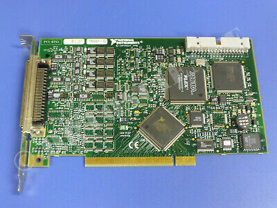 National Instruments PCI-6711 NI DAQ Card, High-Speed Analog Output