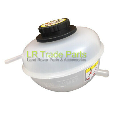 Land Rover Freelander 1 Radiator Coolant Expansion Bottle Tank & Cap - Pcf000012