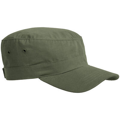 Us Tactical Field Hat Adjustable Combat Military Airsoft Army Cap Olive Drab