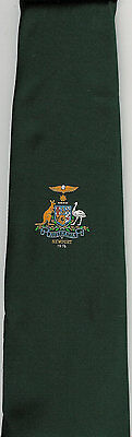 Newport v Australia 1976 - 10 cm - RUGBY TIE