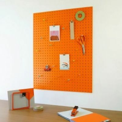 Block Pegboard - Small Size, various Colours available. Memo board