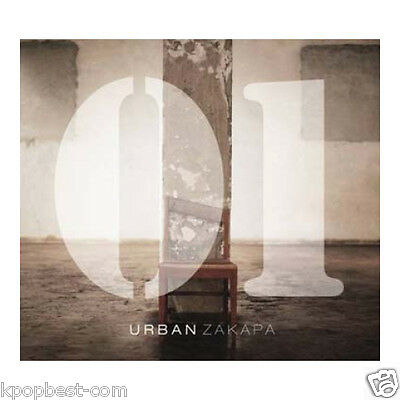 URBAN ZAKAPA - 01 (1st Album) (CD+Gift Photo)