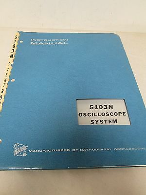 Tektronix 5103N Oscilloscope System Instruction Manual