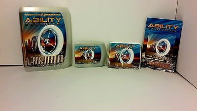 SCIENTOLOGY LECTURES RON HUBBARD ABILITY CONGRESS Dec 1957 CD opened