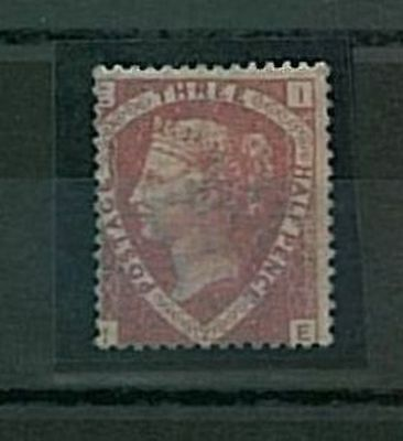 GB - Stanley Gibbons # 52 plate 3 - MNH