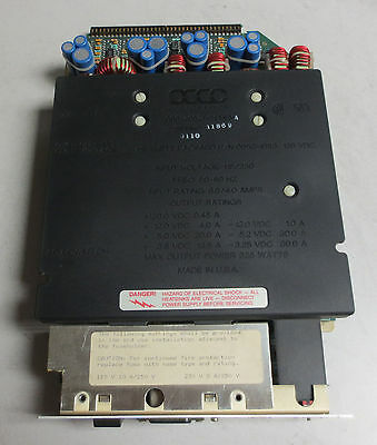 HP/Agilent 16500A, 16500B Logic Analyzer Power Supply Module 080-20521-01 REV A
