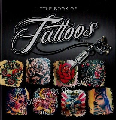 Little Book Of Tattoos. New Item.
