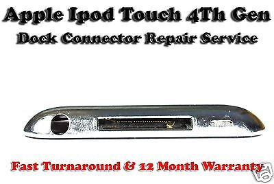 Apple Ipod Touch 4th Generation Dock Connector Charging Port Repair Service