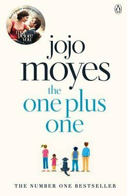 The One Plus One by Moyes, Jojo Book The Cheap Fast Free Post
