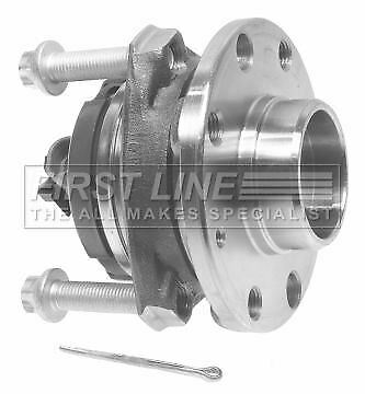 FIRSTLINE FBK842 WHEEL BEARING KIT fit Vaux/Opel Astra 98-on - Front