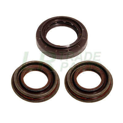 Land Rover Freelander 1 Rear Diff Differential Oil Seal Set, Toc100000 & Ftc5258
