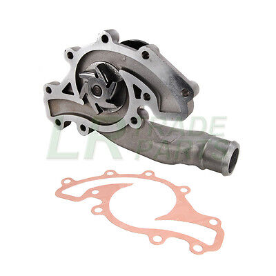 Range Rover P38 4.4 & 4.6 V8 Engine New Coolant Water Pump & Gasket - Stc4378