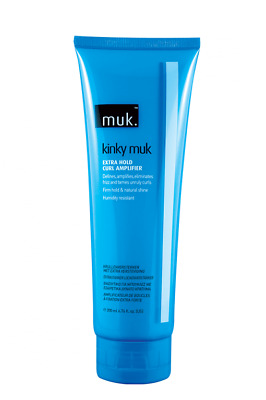 Muk KINKY MUK EXTRA HOLD CURL AMPLIFIER 200ml New & Genuine Muk