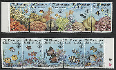 stamps Seychelles