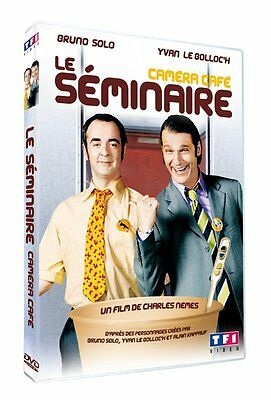 """DVD neuf sous blister """"CAMERA CAFE LE SEMINAIRE"""""""