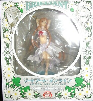 sword art online furyu asuna brilliant edition pvc statue figure