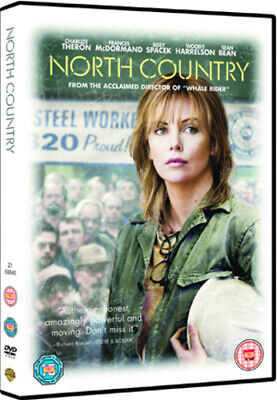North Country DVD (2006) Charlize Theron, Caro (DIR) cert 15 Fast and FREE P & P