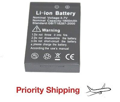 Hunting Bird Caller Model 360B, Li-Ion Battery Gb/t18287-2000